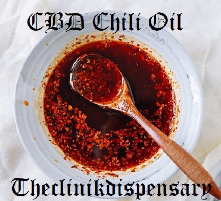 CBD Chili Oil