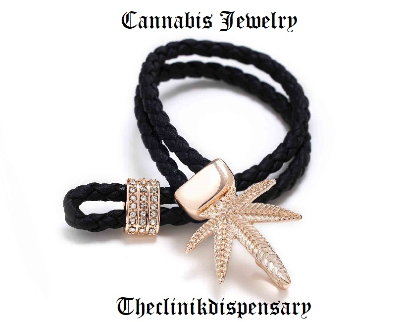 Cannabis jewelry