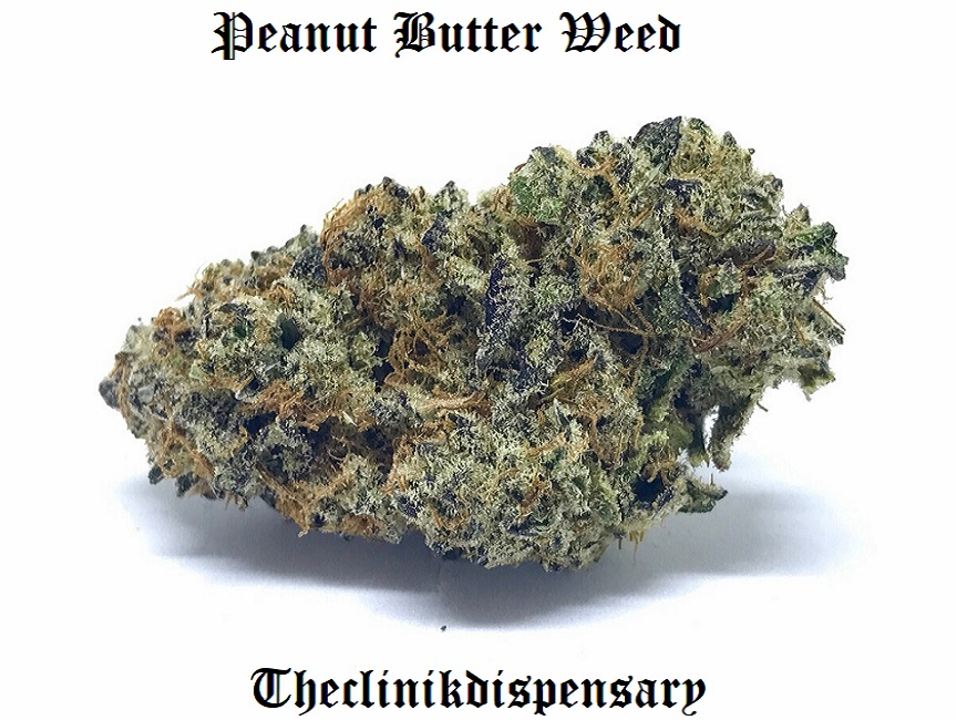 peanut butter weed