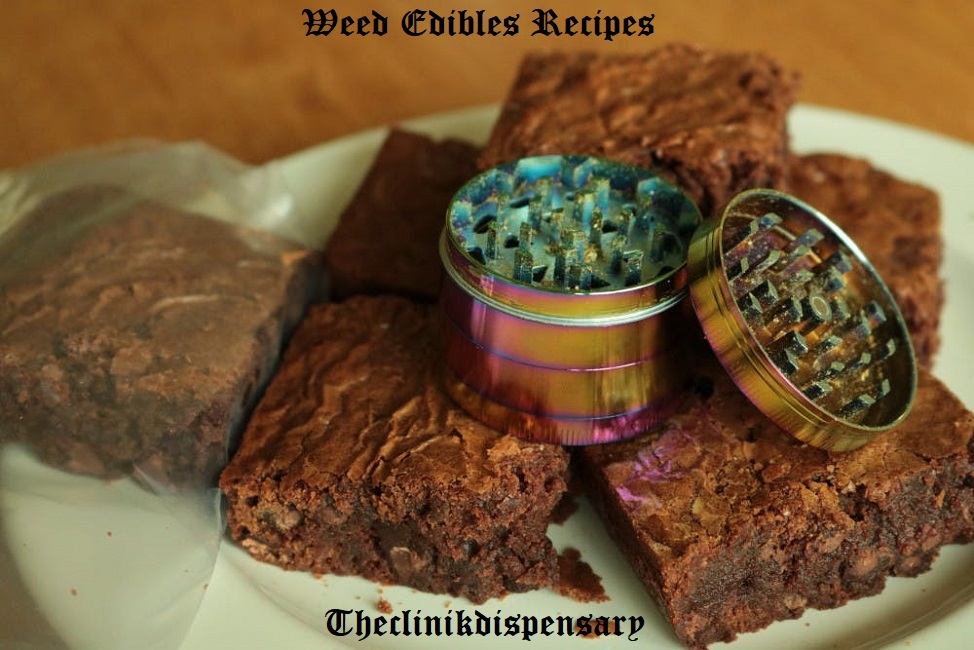 edibles recipie