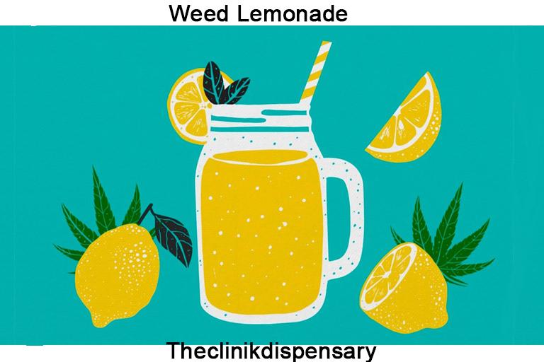 weed lemonade