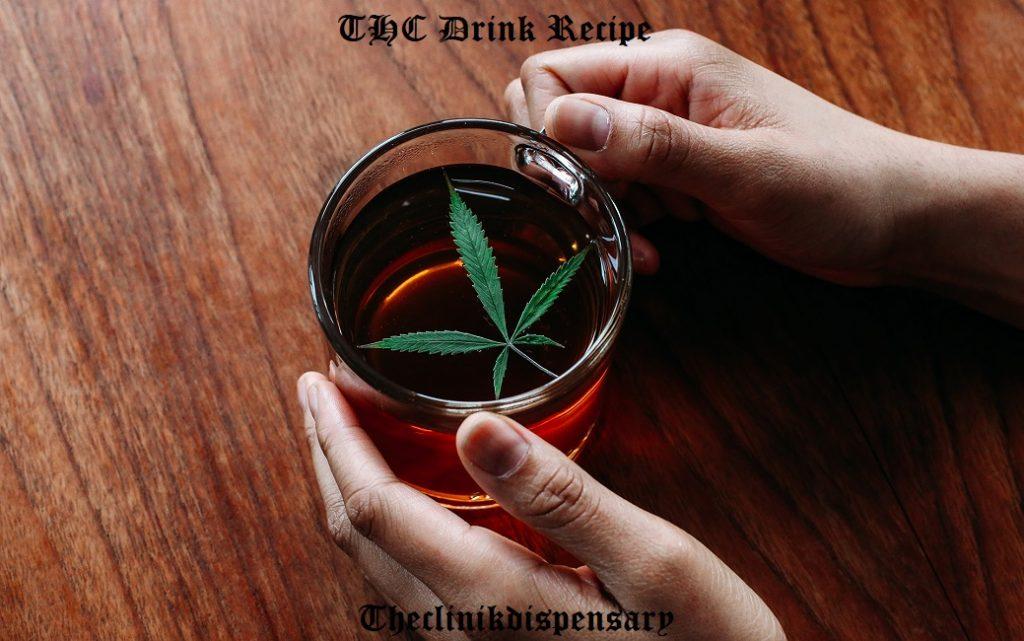 thc drink recipe