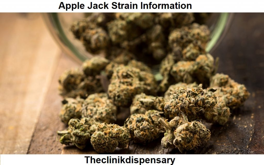 Apple Jack Strain Information