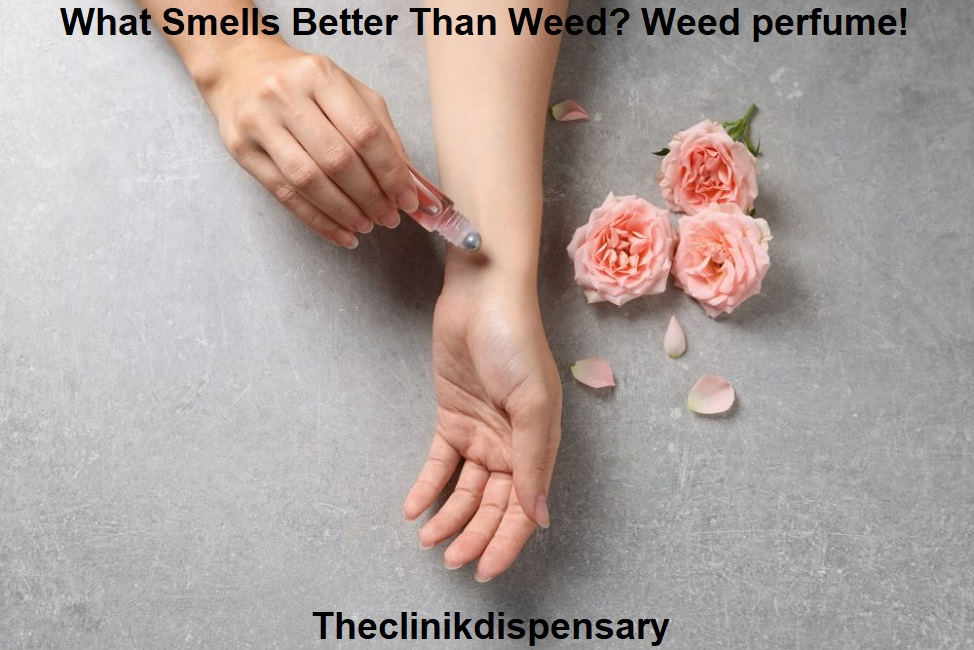 marijuana scented spray